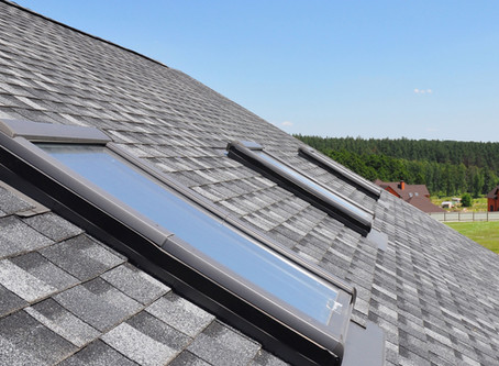 Skylights are a popular option for bringing natural light into a home.
