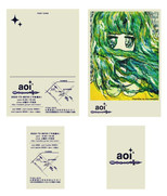 aoi hair room DM.カード 2014