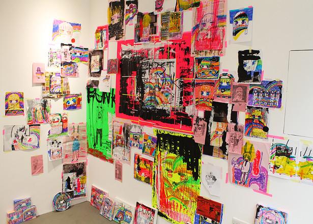 2019 UK Exhibition 「First Punk」