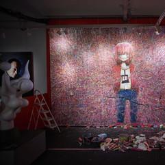 【web掲載】岡本太郎記念館特別展示アーティストトーク