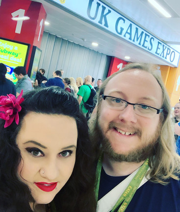UK Games Expo 2019