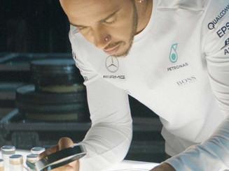 UBS & Lewis Hamilton >>