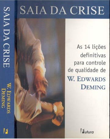 Saia da Crise – W. Edwards Deming