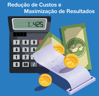 Redução de Custos e maximização de resultados