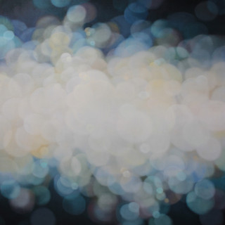 Light Swath in Blue