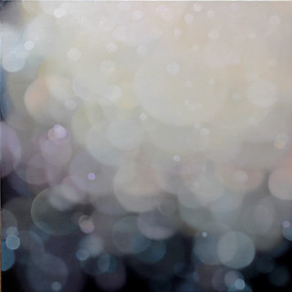Shifflet.LavendertoCobaltDroplets.24x24.