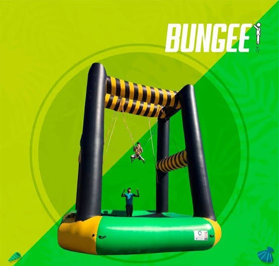 Bungee Doble Inflable