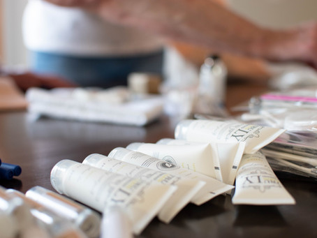 OlnaLife donated toiletries - our goal to provide environmentally responsible products.