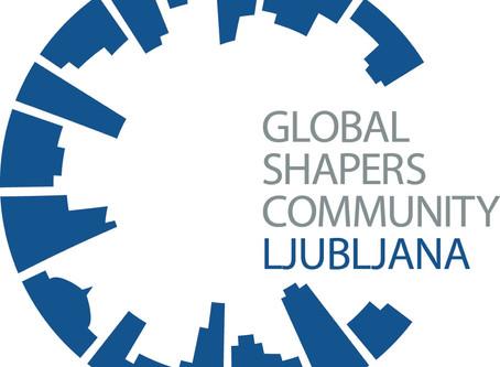 Postani del huba Global Shapers Community Ljubljana!