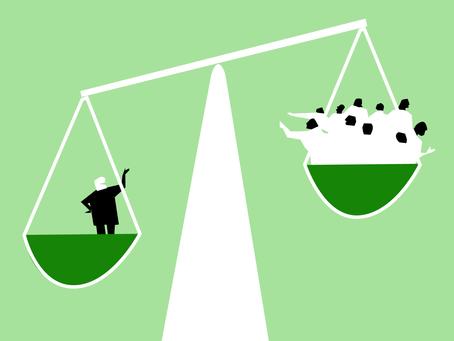 Social Justice and Feldenkrais Pt 2: Whiteness, Social Disparity and Feldenkrais