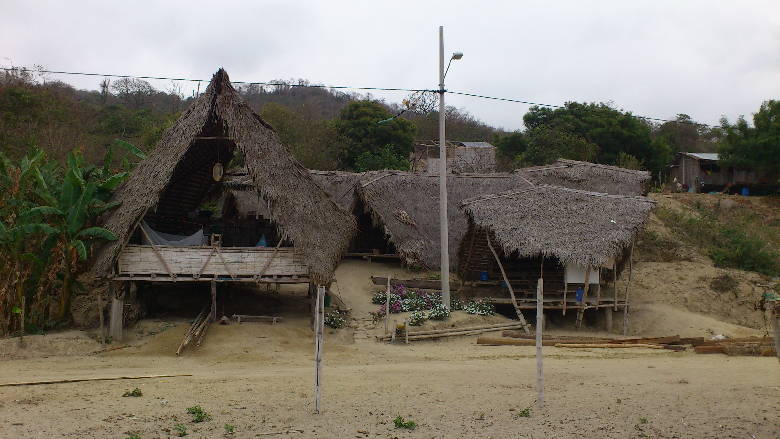 Cabo Cabuyal - Manabí, Equador