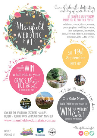MANSFIELD WEDDING FAIR 2015