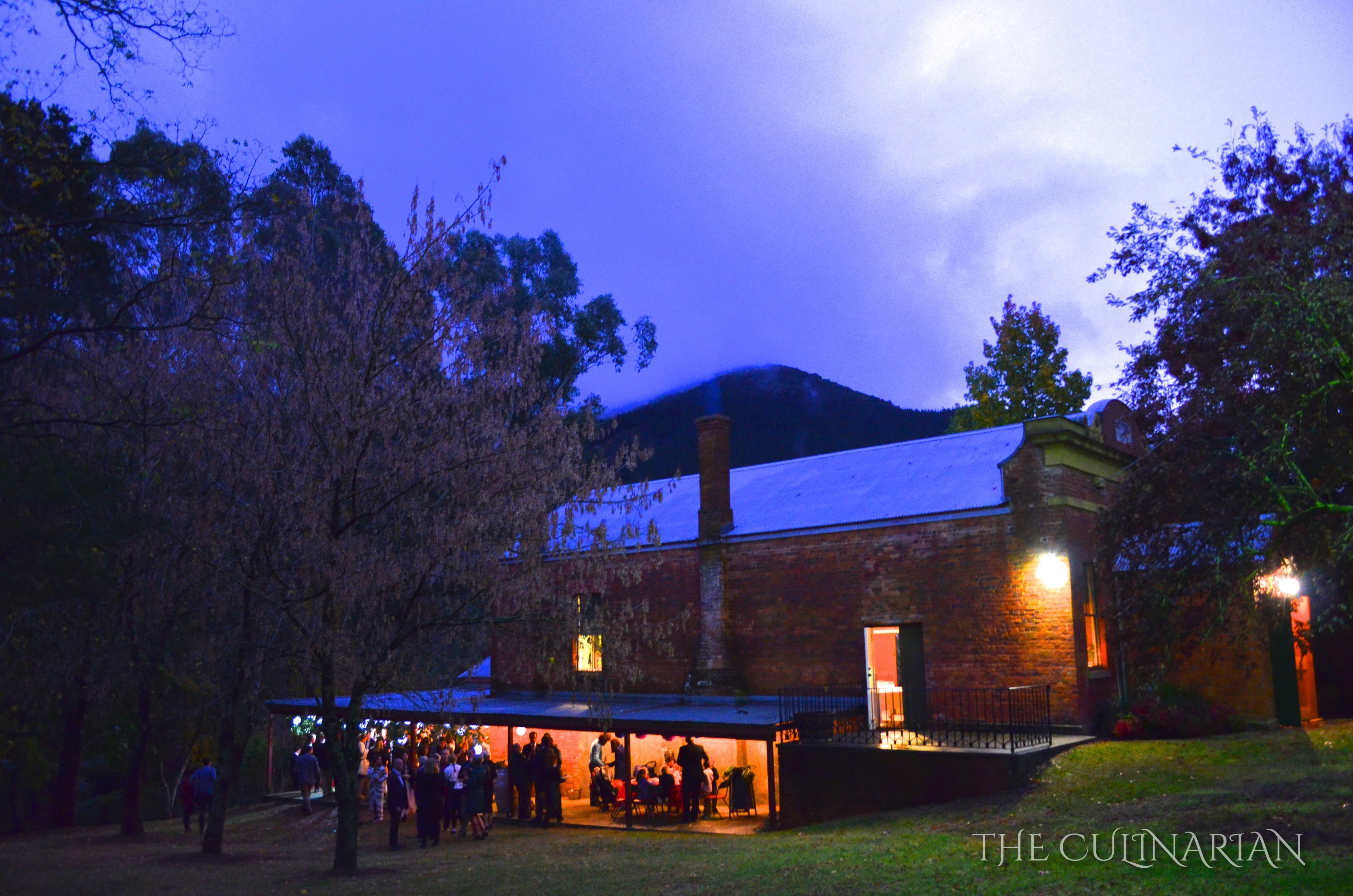 Wandiligong Hall
