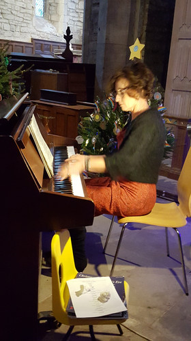 Christmas performance