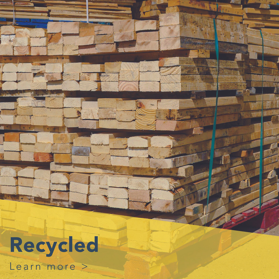 Recycled Pallets at Reston