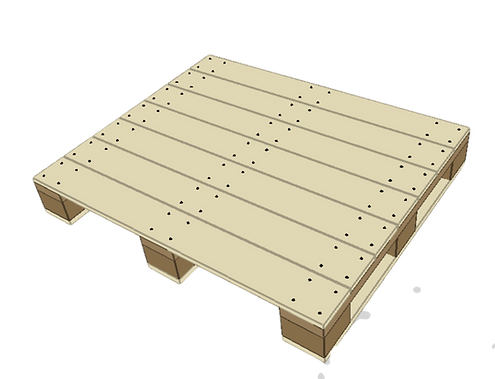 Custom Pallet Design Output Software Full Deck