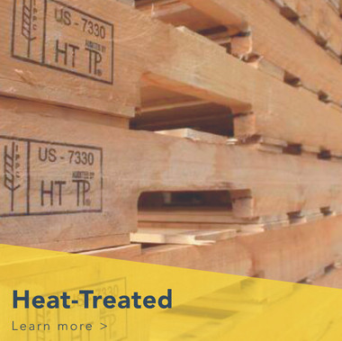 Heat Treated Pallets