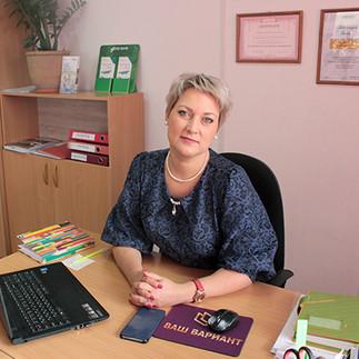 ТЕТЕРИНА АННА АЛЕКСЕЕВНА Руводитель отдела по развитию