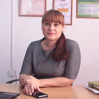 ШИШКИНА ТАТЬЯНА ЮРЬЕВНА Руководитель отдела рекламы