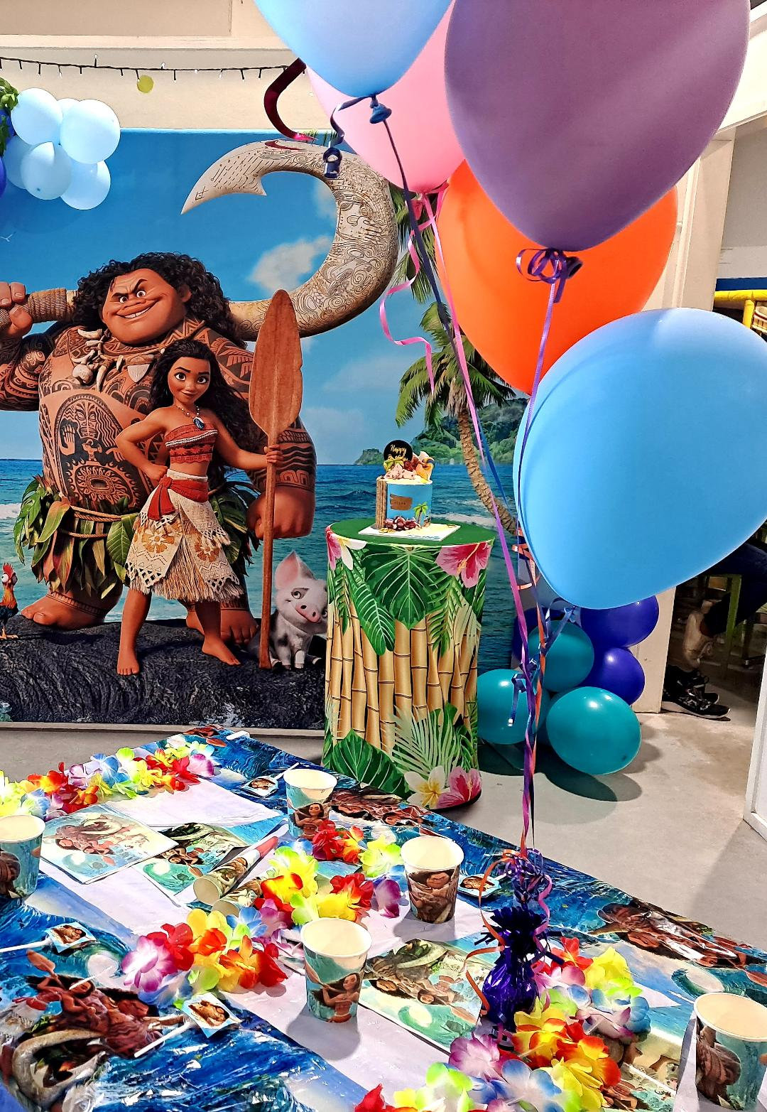 Book a Themed Hosted Party