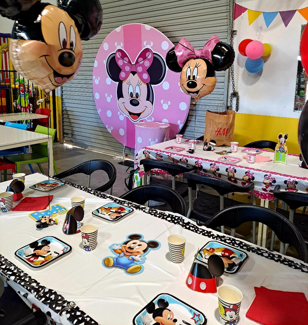 Book a Private Themed Hosted Party