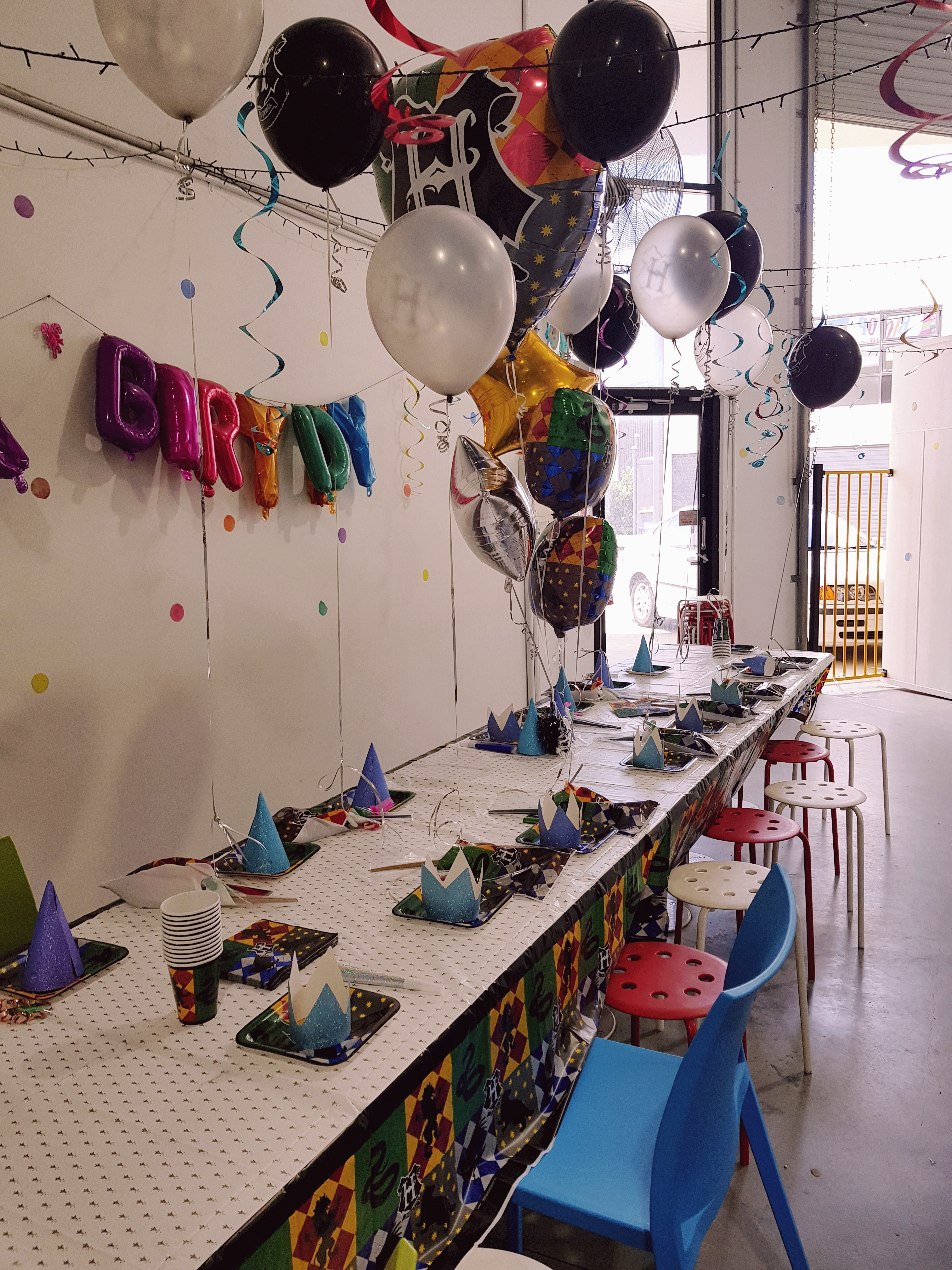 Book a Hosted Party (unthemed)