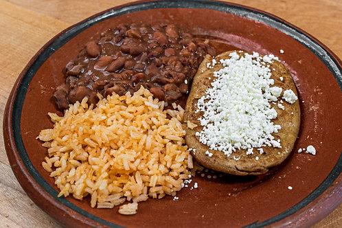 Huarachito con Queso