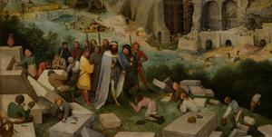 King Nimrod and his followers.