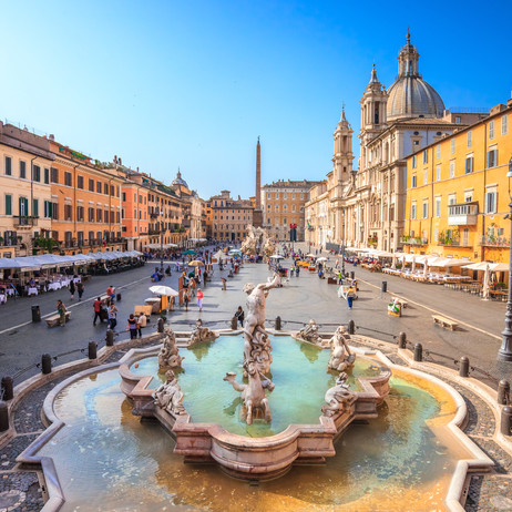 Amazing Rome and Vatican City
