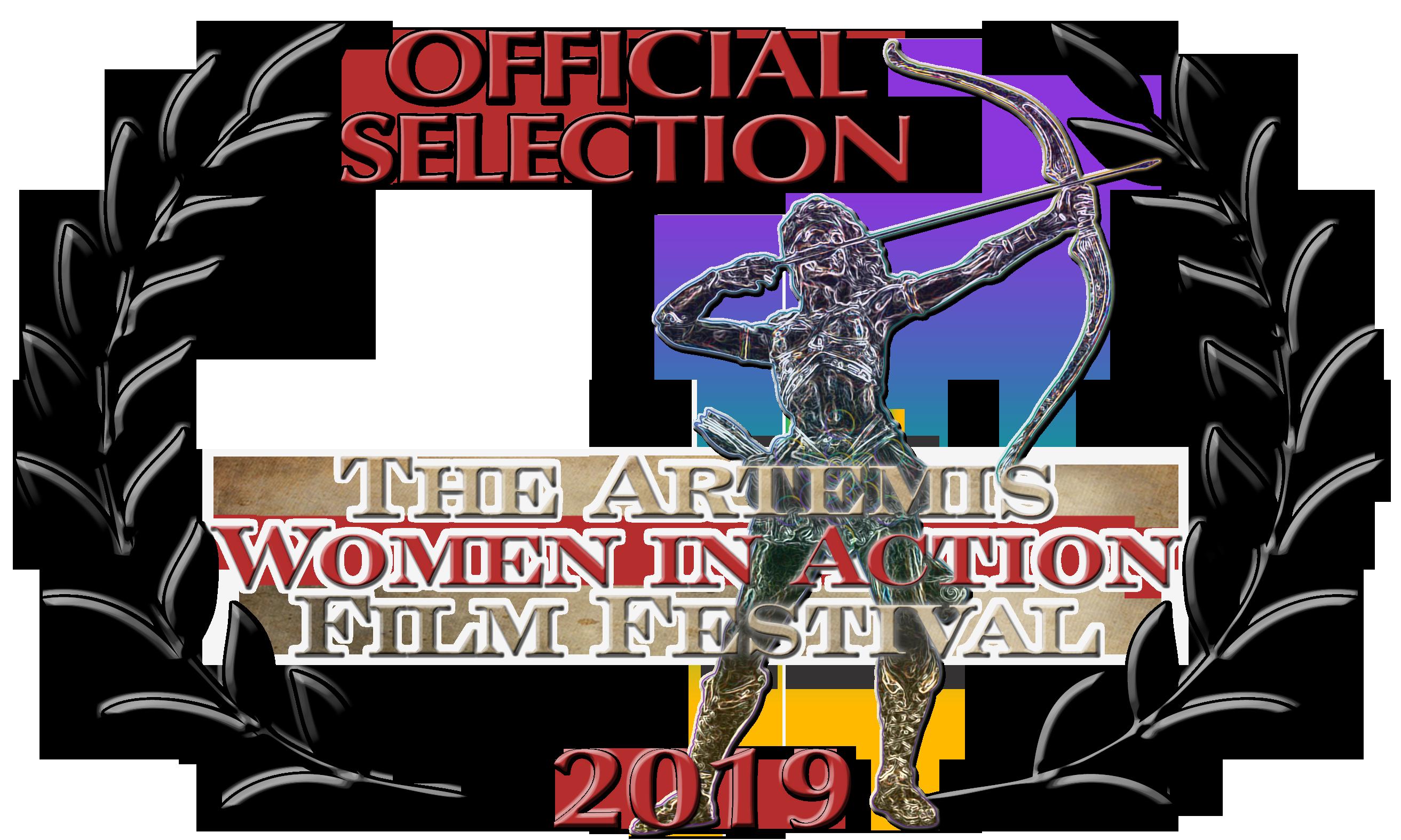 2019 AWIAFF laurels blck lvs