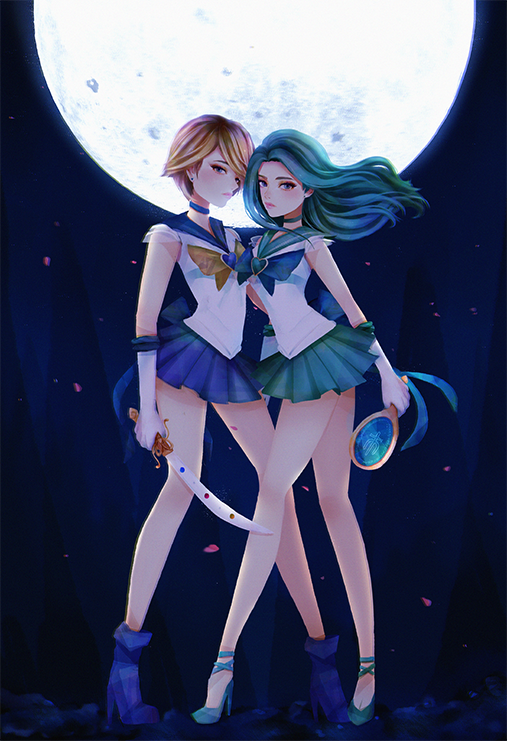 Uranus and Neptune (2017)