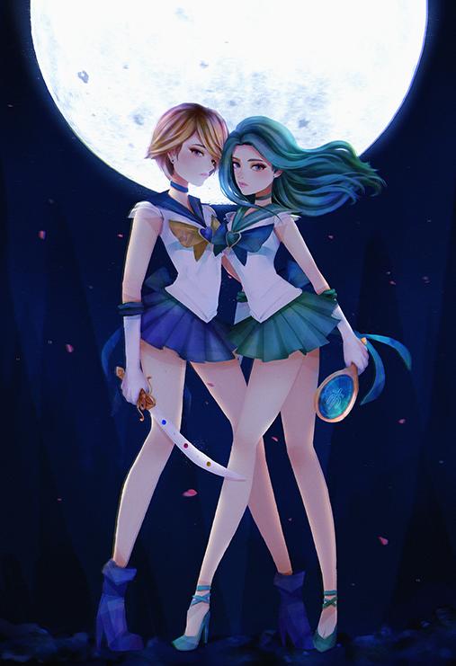 Uranus and Neptune (2017)