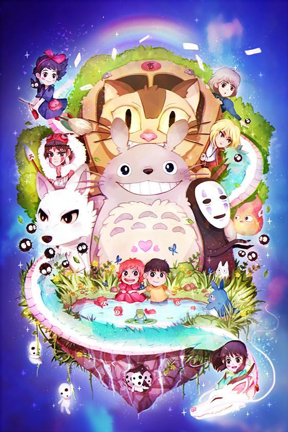 Ghibli Island 2017
