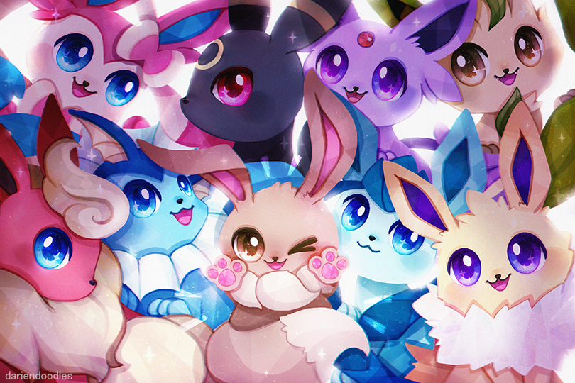 Eeveelution (2017)