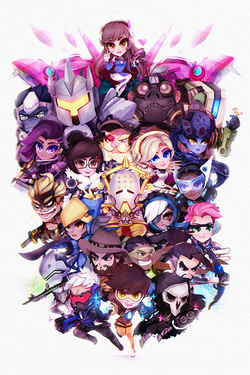 Overwatch Group (2017)