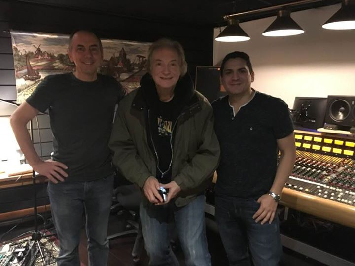 Charlie Gaspadarek, Joan Velez and the legendary Larry Millas at Fox River Recordings.jpg
