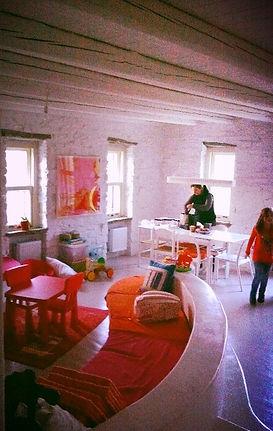 Kea Island family holidays Art House