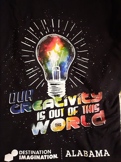 Creativity Out of This World Shirt