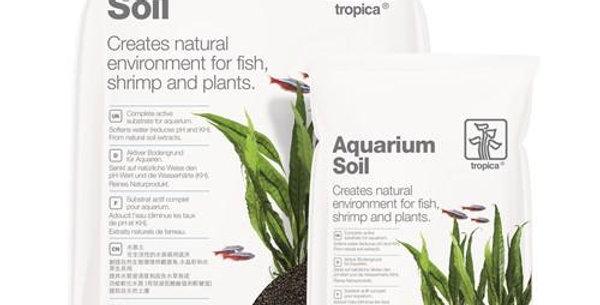Tropica Aquasoil 9kg bag