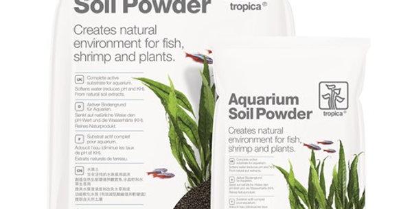 Tropica Aquarium Soil Powder 3kg bag