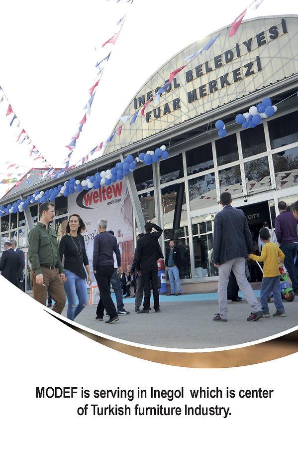 Modef EXPO Fair Area