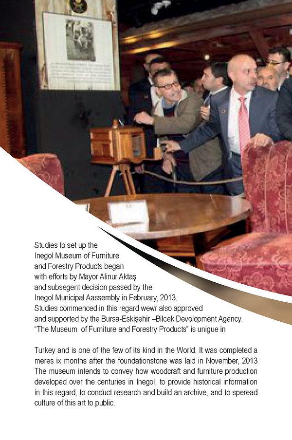Inegol Furniture Wood Museum