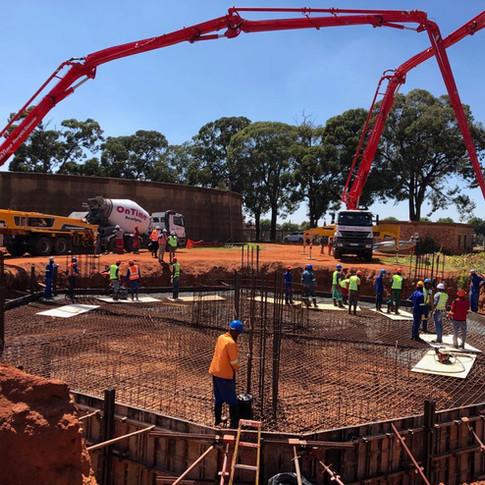 Ontime Readymix Concrete Pumps
