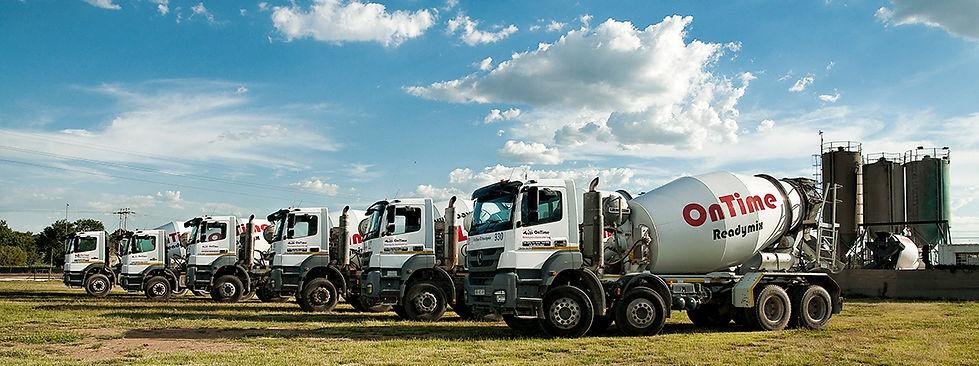 Ontime Reaymix Trucks