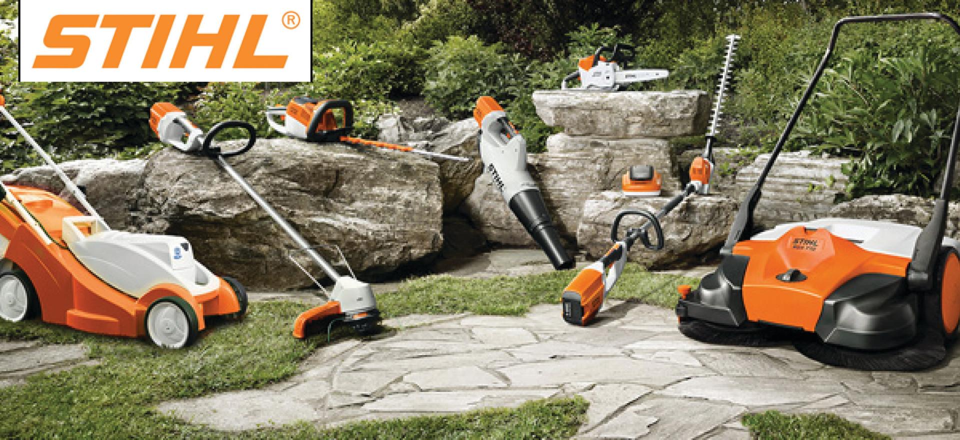 STIHL Power Garden Tools