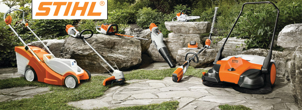 STIHL Power Garden Tools
