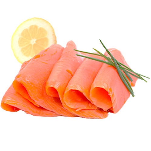 Salmon Ahumado x 200 gr