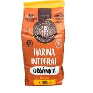 "Harina integral orgánica (FINA) ""Brotes"""