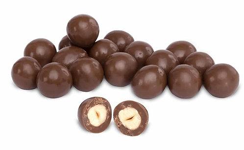 Avellana con chocolate x 250 gr