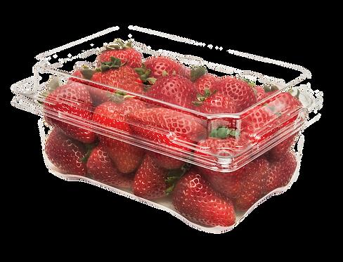 Frutillas Hidroponica en bandeja ( x 500 g)